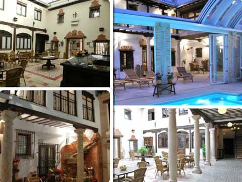 El hotel rural casa Grande, en Almagro