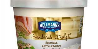 Queso Crema Hellmann's: muy versátil tanto en frío como en caliente
