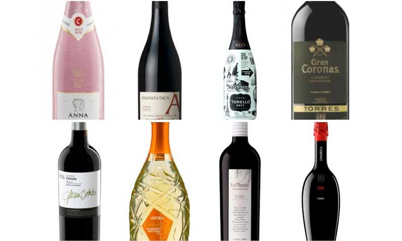 Selección de vinos que se presentan en Alimentaria 2016