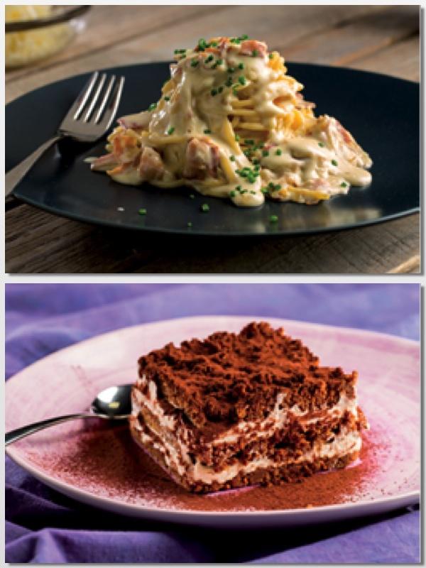 Recetas hechas con el queso crema Hellmann's