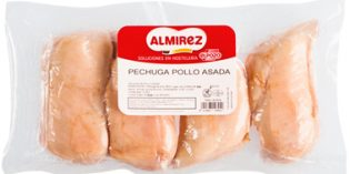 Pechugas de pollo asadas al horno: un plato rápido y sano