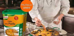 La versatilidad del caldo para paella Knorr: pide ahora tu muestra