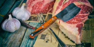 El cuchillo que muchos asadores de carne querrán tener