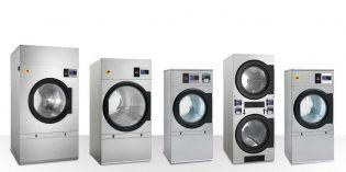 Una nueva generación de secadoras, calandras y planchadoras