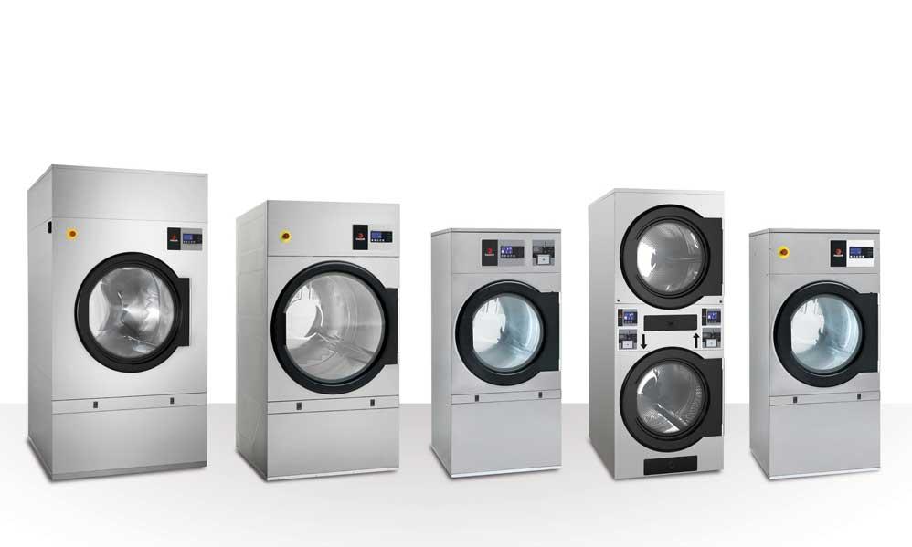 Nueva línea de secadoras de Fagor Industrial