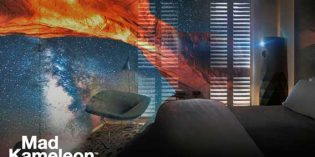 El reproductor-proyector para vivir experiencias inmersivas en el hotel