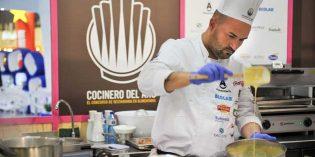 Raúl Resino gana el concurso Cocinero del Año