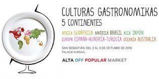 El completo programa de San Sebastián Gastronomika