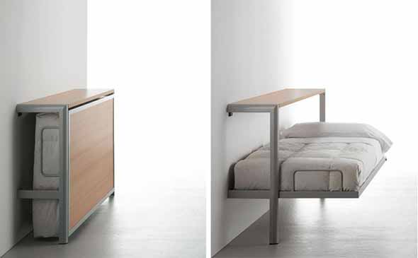 Cama abatible horizontal, de Sellex