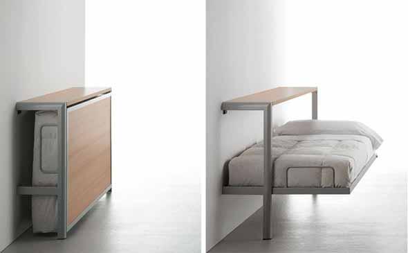 Cama abatible horizontal, de Sellex