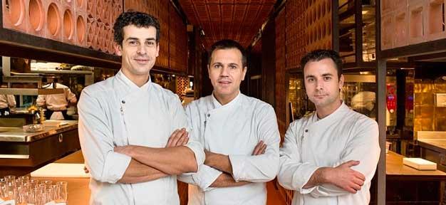 Mateu Casañas, Oriol Castro y Eduard Xatruch