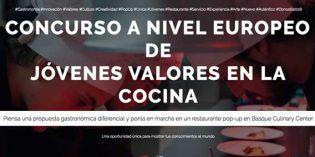 Jóvenes valores en la cocina: concurso para chefs menores de 30 años