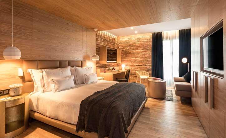 Suite del hotel Monument
