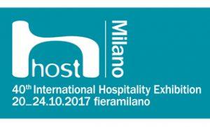 Logo de la feria Host 2017