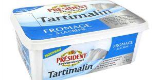 El nuevo y versátil queso crema de Président Profesional