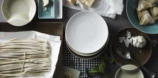 Mesh, de Rosenthal: una vajilla de look artesano que invita a mezclar