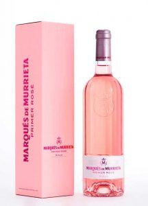 El Primer Rosé de Marqués de Murrieta