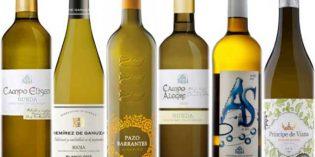 Seis vinos blancos con personalidad
