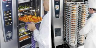 Finishing, de Rational: platos perfectos… incluso en hora punta