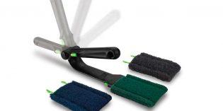 La herramienta para limpiar freidoras, hornos, parrillas y planchas