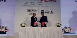 Barceló Hotel Group se asocia con el gigante chino Plateno