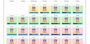 Booking.com lanza la herramienta que predice los precios hoteleros con un año de antelación