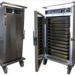 Los revolucionarios carros calientes que son hornos móviles