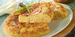 Bases de patata para tortilla: una solución para el bar