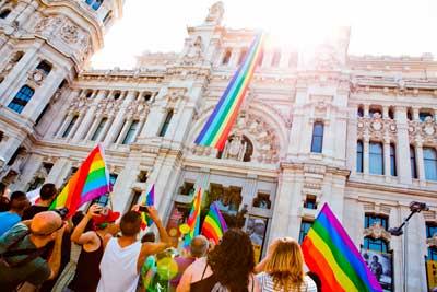 Foto del Madrid Orgullo