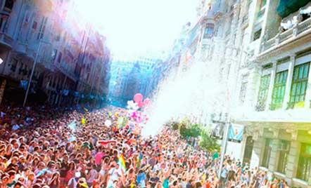 Imagen del Madrid Orgullo 2016