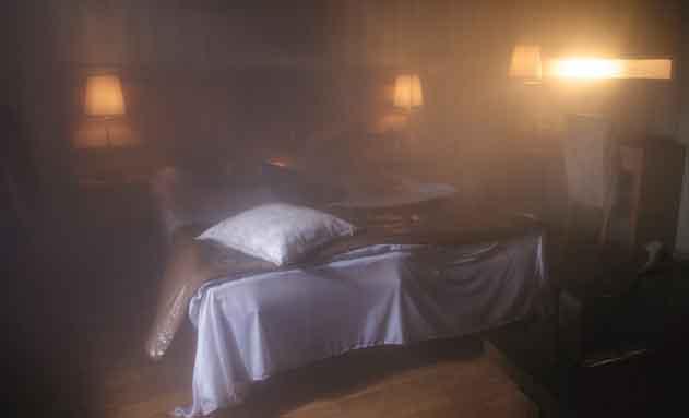 Incendio en un apartamento turístico