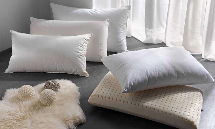 Almohadas de Vayoil textil