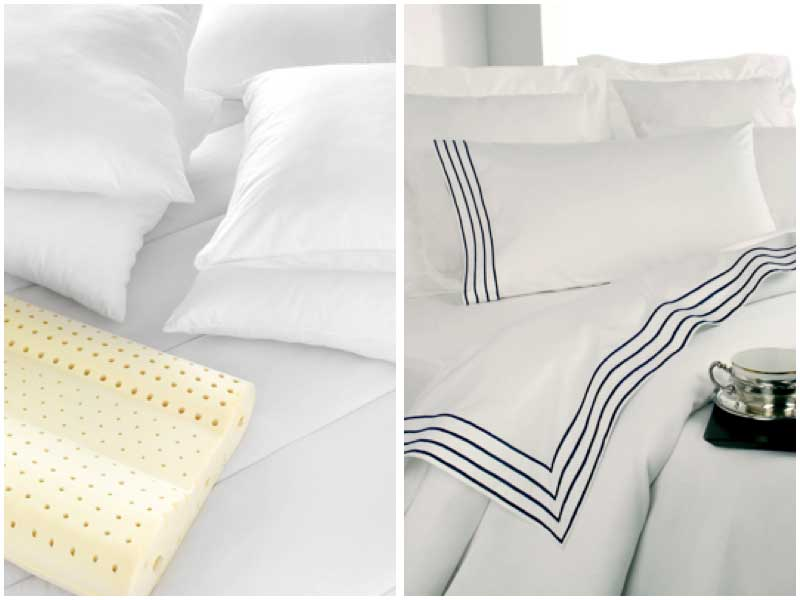 Rellenos de almohadas y almohadas vestidas, de Vayoil Textil
