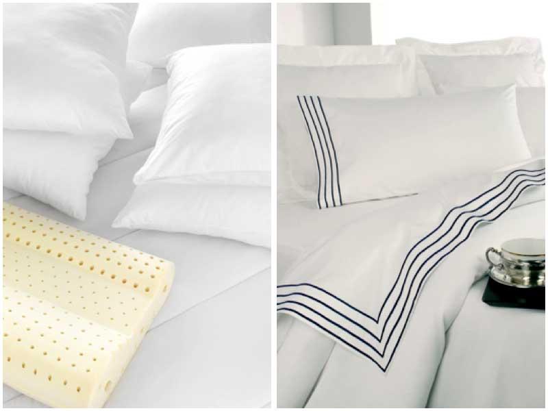 Vayoil textil c mo elegir una almohada para cada hu sped profesional horeca profesional horeca - Relleno de almohada ...