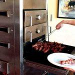 Embers Oven: el horno de brasa con cajones