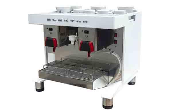 Máquinas de café 2Go, de Elektra