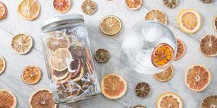 La primera colección de cítricos deshidratados premium