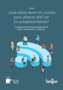 Guía sobre wifi en establecimientos hosteleros