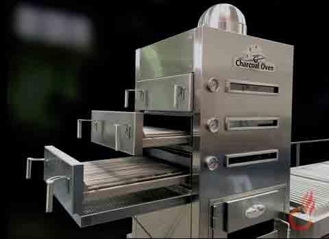Embers Oven