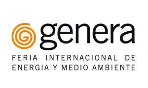 Logo de la feria Genera