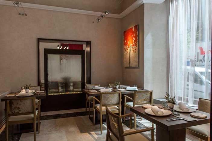 Restaurante gastronómico Mesteño
