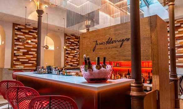 As es canseco y meste o el nuevo restaurante de jes s - Aries interioristas ...