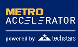 Logo del Techstars METRO Accelerator