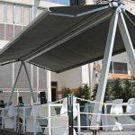 Lo último en protección solar: los toldos que purifican el aire