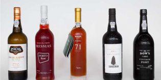 La gran versatilidad gastronómica de los vinos de Oporto