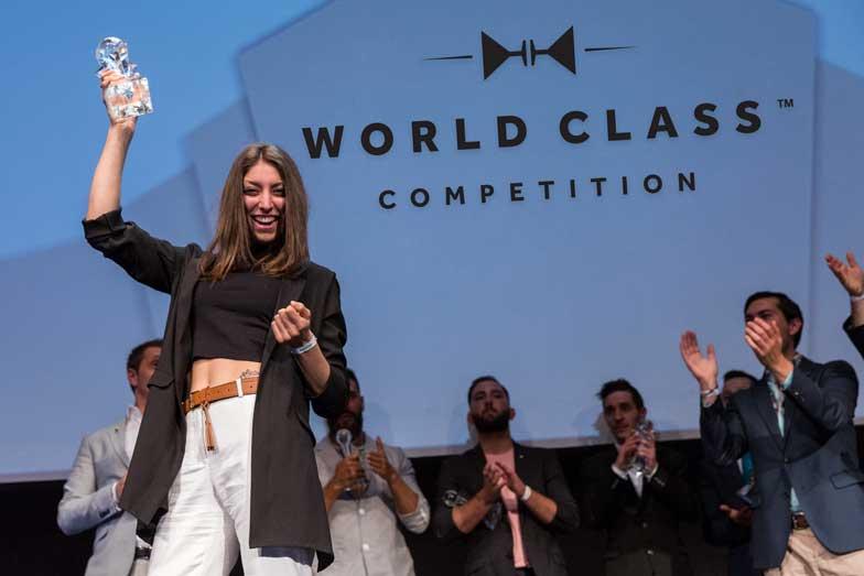La barcelonesa Adriana Chía ha hecho historia al ganar la World Class Competition