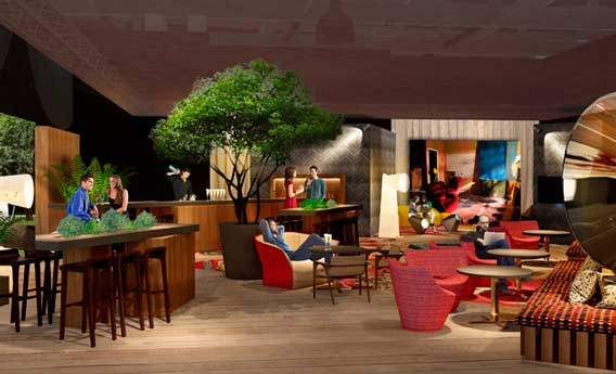 El Lobby de Studio16