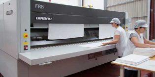 Girbau lanza el plegador más accesible del mercado