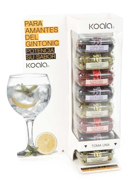 Especias para gin-tonic de Koala