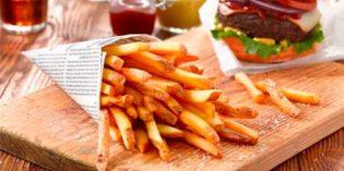 Patatas fritas con piel y extra-crujientes: lo nuevo de McCain